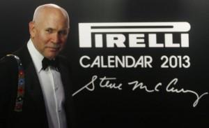 el famoso calendario Pirelli