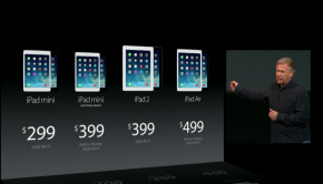 Apple lanza sus nuevas tablets