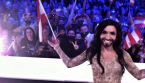 Conchia Wurst vence en Eurovisión