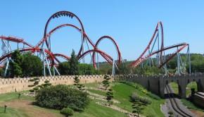 Los parques de atracciones de Europa más visitados